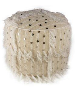 handira moroccan pouf
