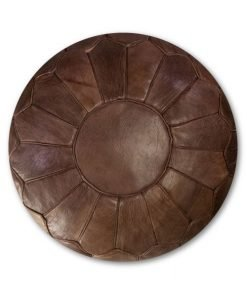Premium_Leather_Pouf_Dark_Chocolate_4