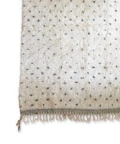 beni ourain moroccan rug berber