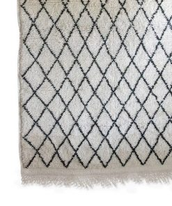 moroccan berber rug diamonds
