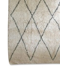 moroccan rug berber beni ourain