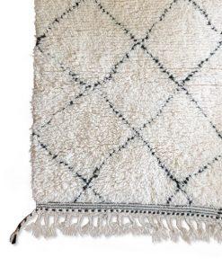 moroccan berber rug beni ourain