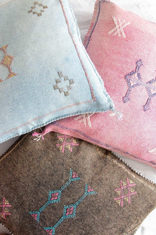 sabra moroccan cushions pillows