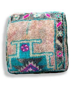 bohemian floor cushion handmade berber