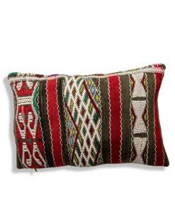 berber handwoven moroccan pillow