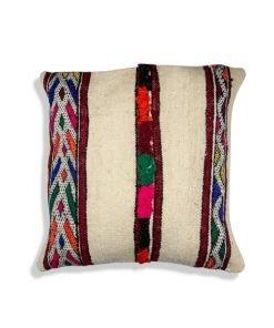 berber cushion moroccan wool
