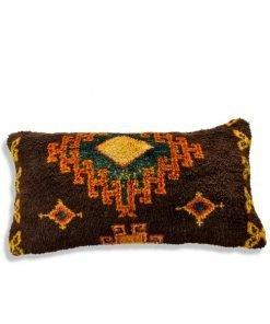 moroccan berber black and yellow