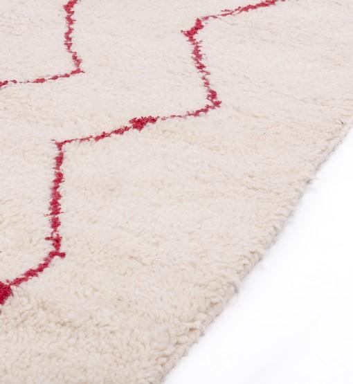 berber rug side