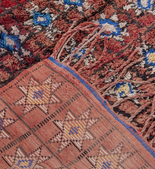 moroccan berber rug zemmour