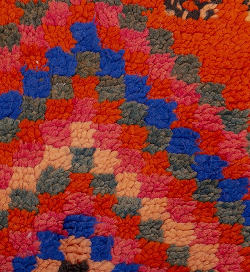 moroccan berber rug azilal